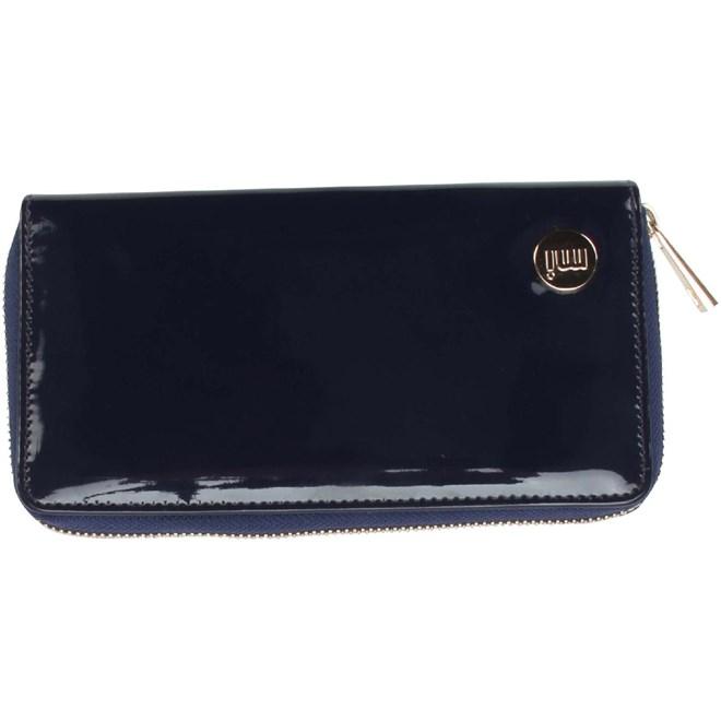 peněženka MI-PAC - Zip Purse Patent Navy (037)
