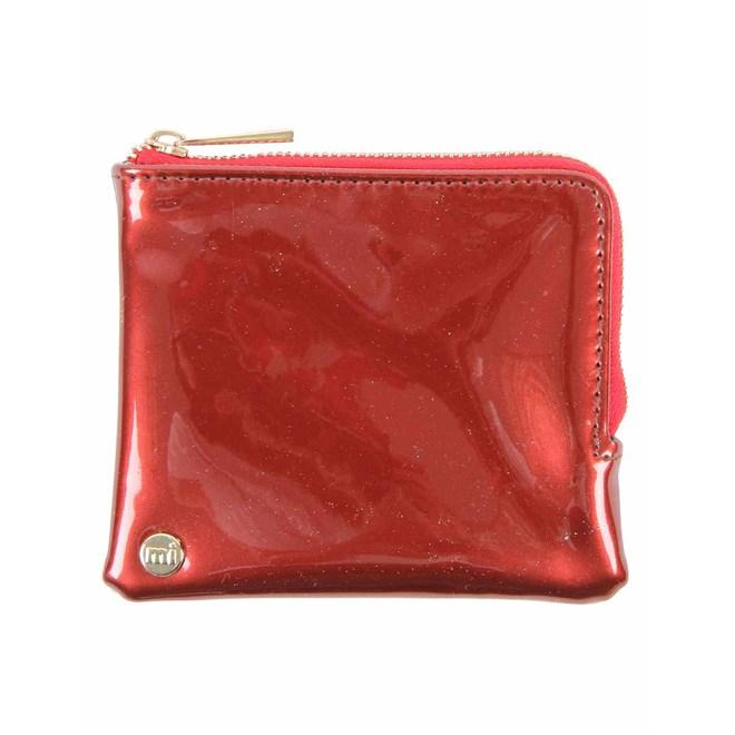 peněženka MI-PAC - Coin Holder Patent Red (002)