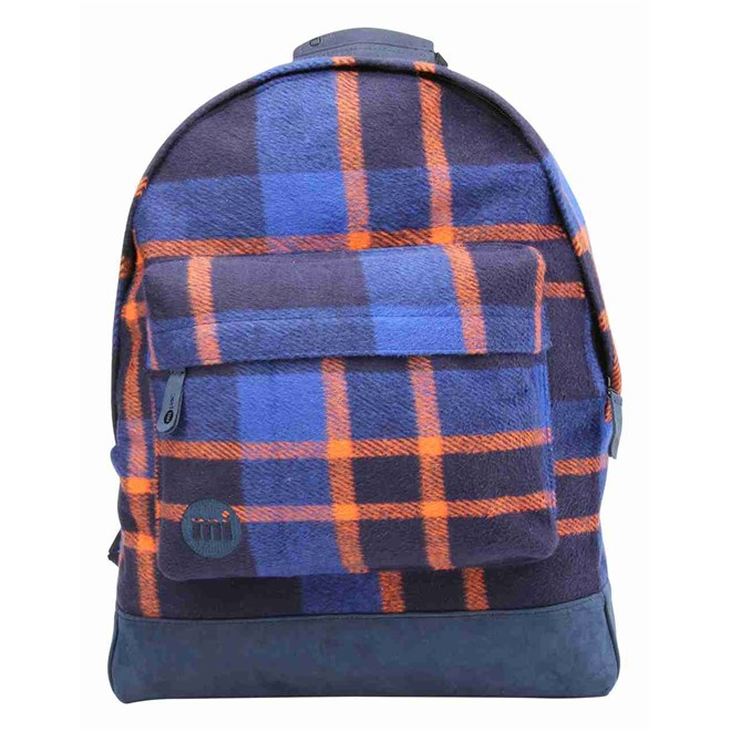 batoh MI-PAC - Picnic Check Navy/orange (020)