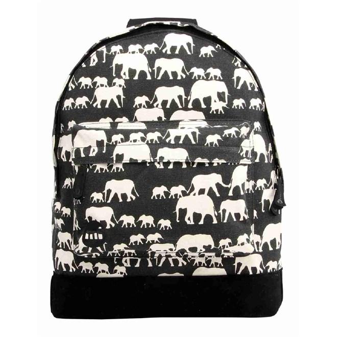 batoh MI-PAC - Elephants Black (001)