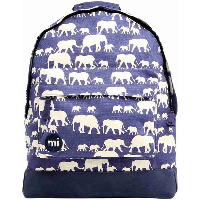 batoh MI-PAC - Elephants Blue (002)