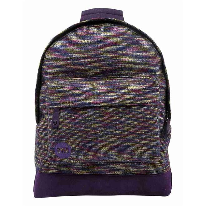 batoh MI-PAC - Space Dye Purple/Multi (002)