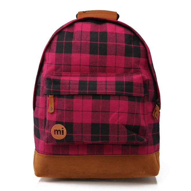 batoh MI-PAC - Premium Plaid Purple (009)