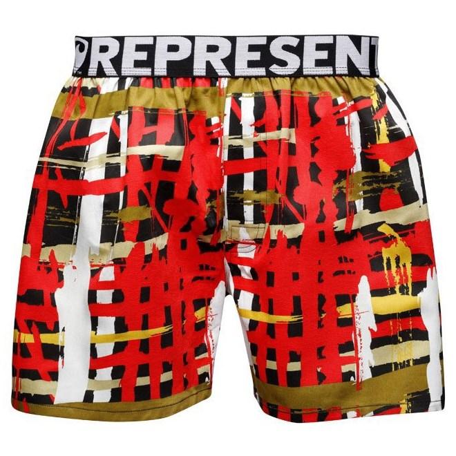 Boxershorts REPRESENT - Exclusive Mike Modern Art (707)