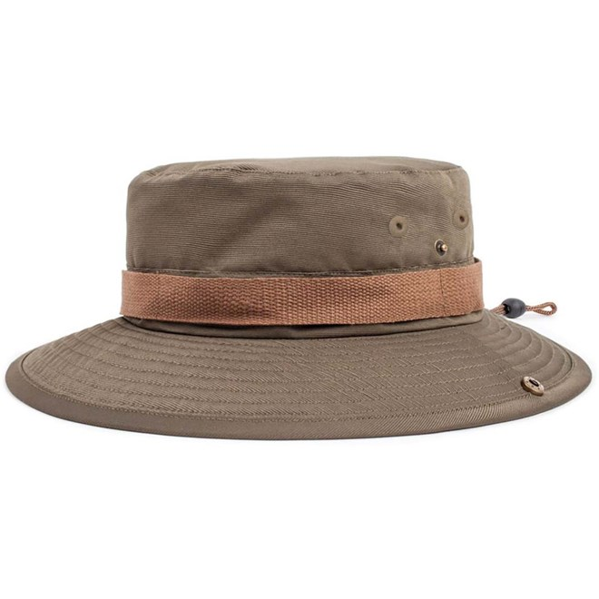 klobouk BRIXTON - Ration Bucket Hat Dark Olive (DKOLI)