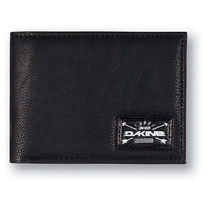 peněženka DAKINE - Riggs Wallet Black (BLACK)