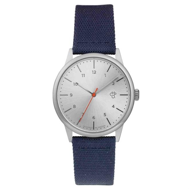 hodinky CHPO - Rawiya Classic Silver Navy (SILVER NAVY)