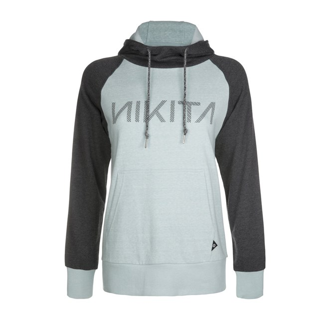 mikina NIKITA - Reykjavik Classic Dark Slate (DSL)