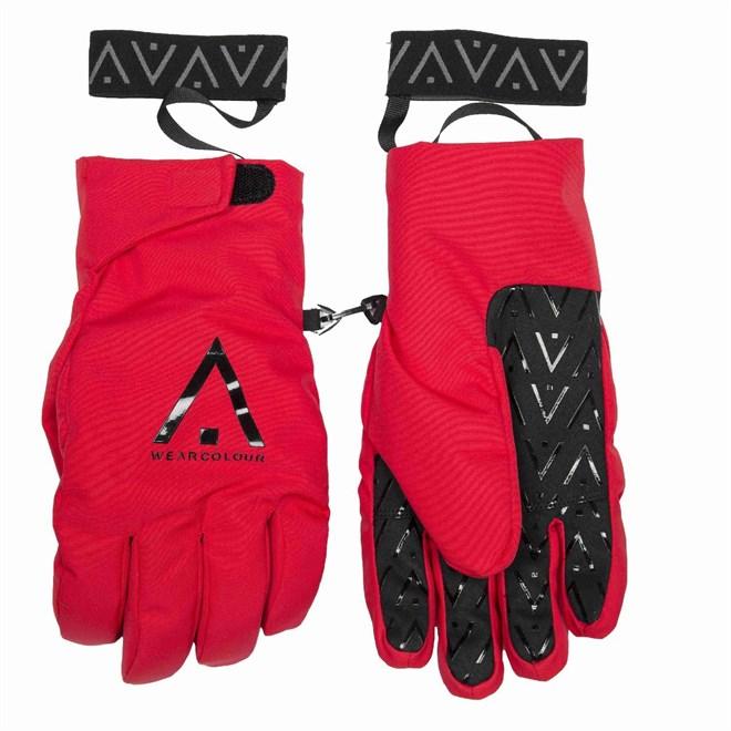 rukavice CLWR - Rider Glove Red Stl (700)