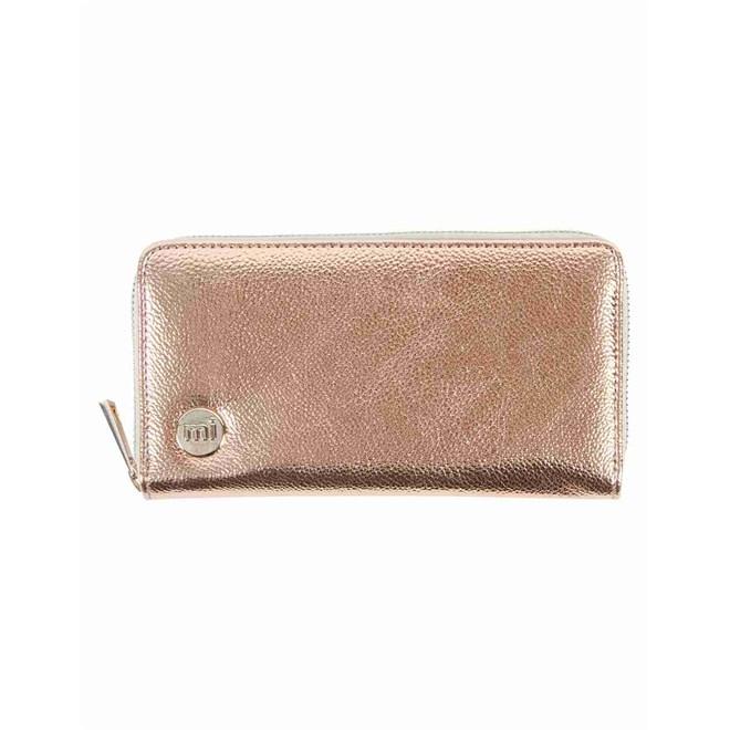 peněženka MI-PAC - Zip Purse Metallic Rose Gold (034)