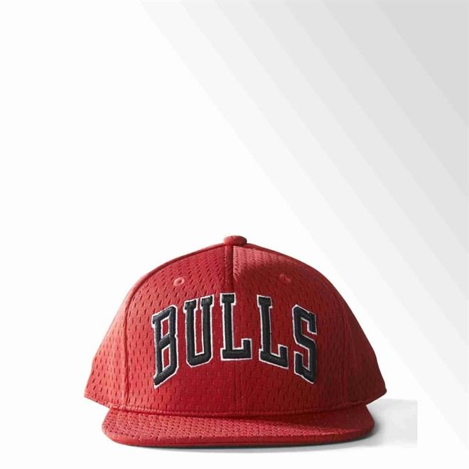 kšiltovka ADIDAS - Nba Mesh Bulls Panton/Bla (PANTON BLA)