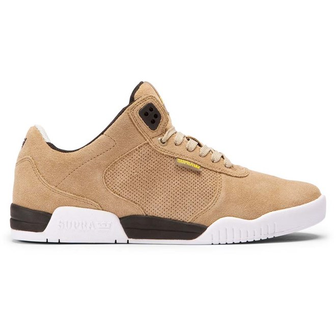 boty SUPRA - Ellington Khaki/Black-White (KBK)