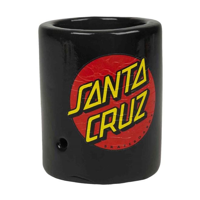 termo obal SANTA CRUZ - Classic Dot Coozie Black (BLACK)