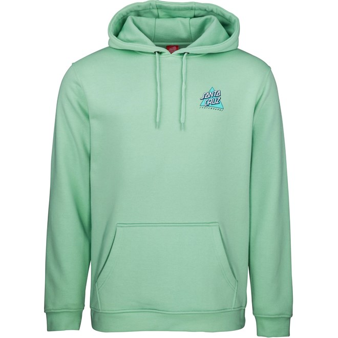 mikina SANTA CRUZ - Not A Dot Hood Mint (MINT)
