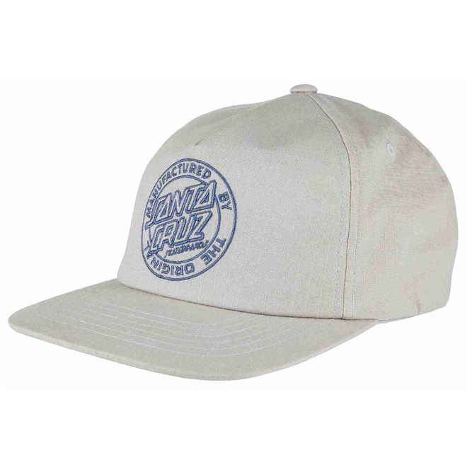 kšiltovka SANTA CRUZ - MF Outline Cap Grey (GREY)