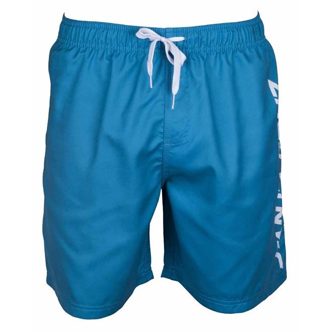 plavky SANTA CRUZ - Strip Boardie Blue (BLUE)