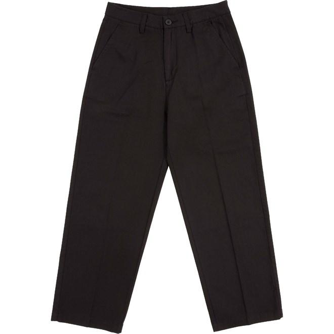 kalhoty SANTA CRUZ - Nolan Chino Black (BLACK)
