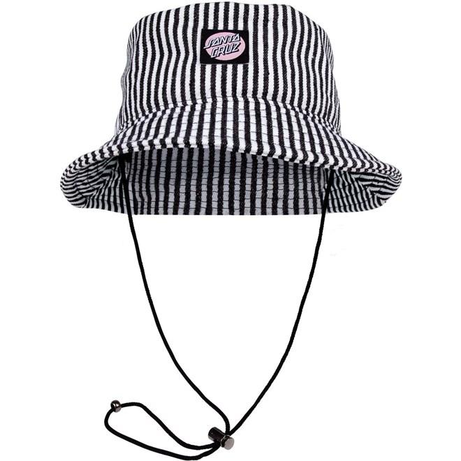 klobúk SANTA CRUZ - Francis Bucket Hat Hickory Stripe (HICKORY STRIPE)