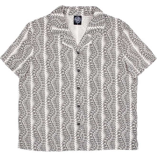košile SANTA CRUZ - Vortex Shirt All Over Print (ALL OVER PRINT)