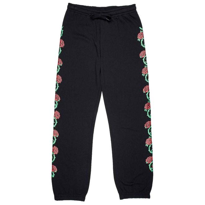 tepláky SANTA CRUZ - Roses Sweatpant Black (BLACK)