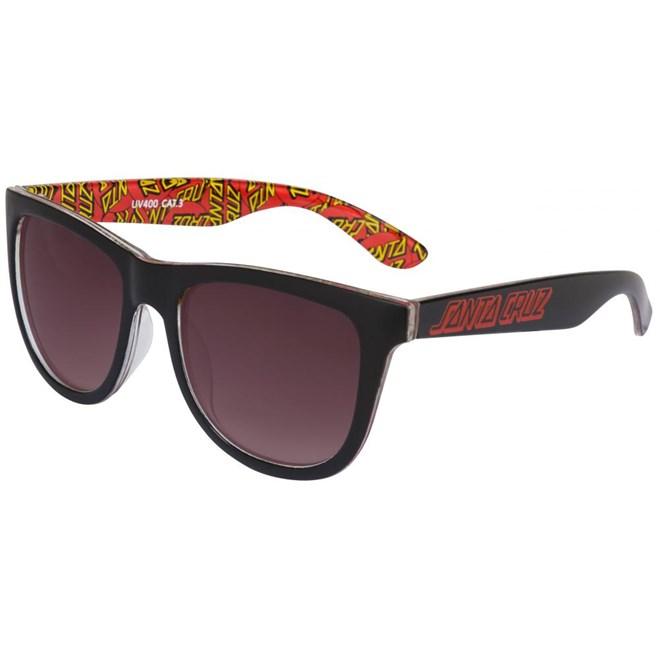 okulary przeciwsłone SANTA CRUZ - Multi Classic Dot Sunglasses Black (BLACK)