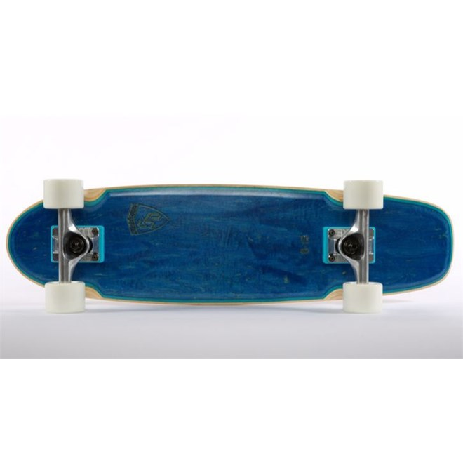 cruiser SKATE DESIGNS - B-15 Beveler Rocker Blue (BLUE)