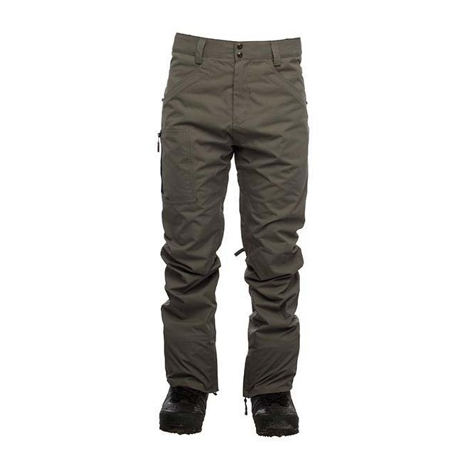 kalhoty SESSIONS - AgentPant Charcoal (CHA)