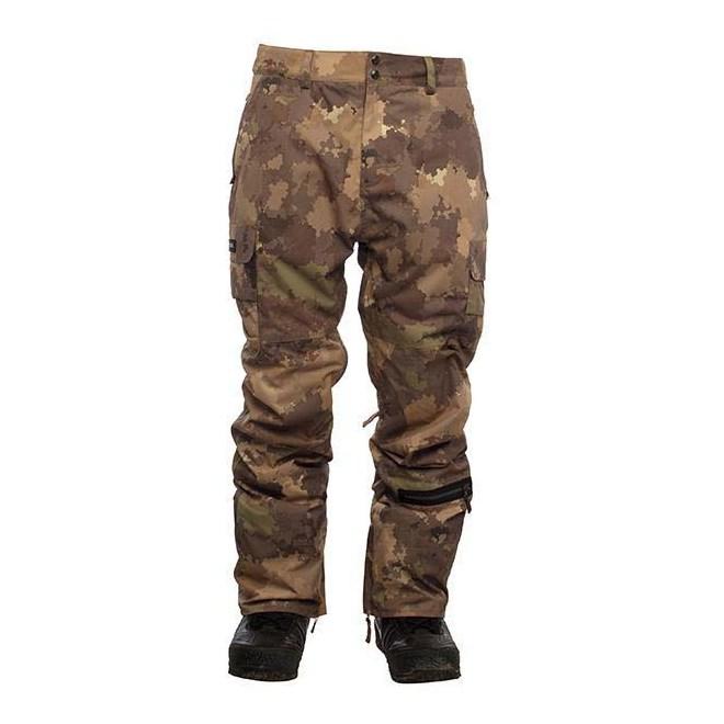 kalhoty SESSIONS - SquadronPant CamoFatigue (CFT)