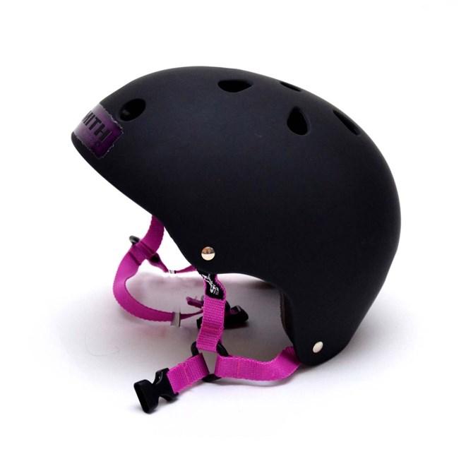helma SMITH SCABS - Scabs Helmet (BLK PINK)