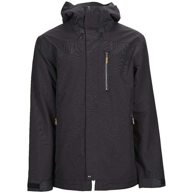 bunda SESSIONS - Scout Jacket Black (BLK)