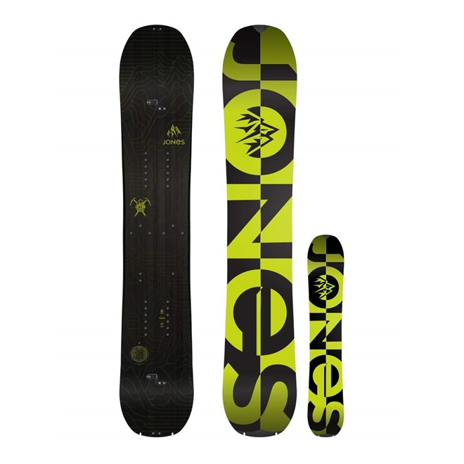snowboard JONES - Jones Solution (MULTI)