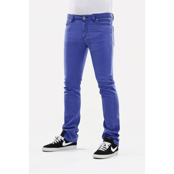 kalhoty REELL - Skin Cobalt Blue (COBALT BLU)