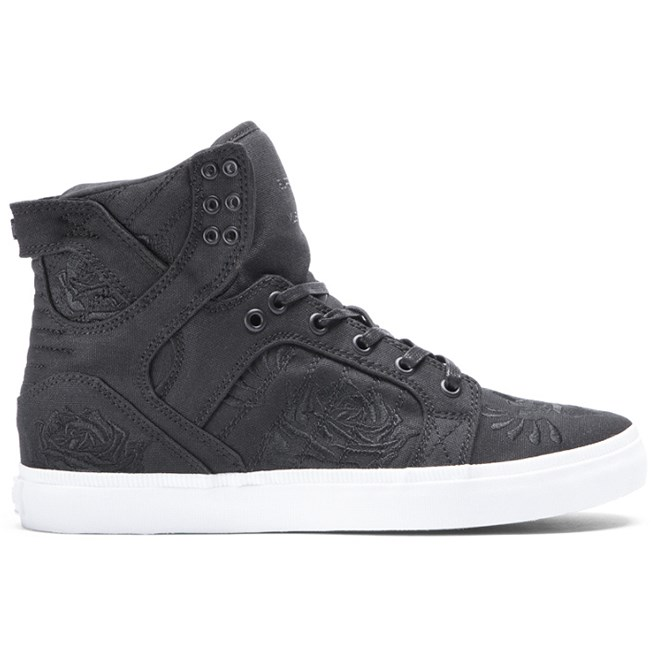 boty SUPRA - Skytop Ls High Black/Pattern (BPA)