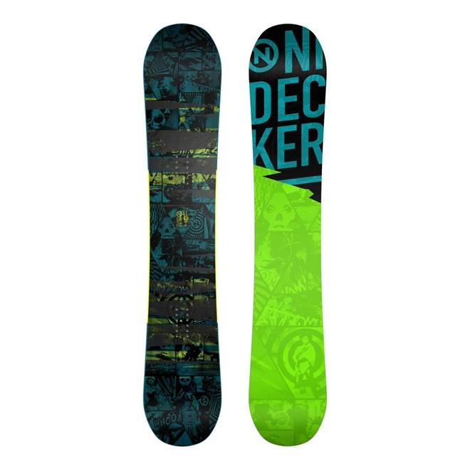snowboard NIDECKER - Ndk Snb Score Multi (MULTI)