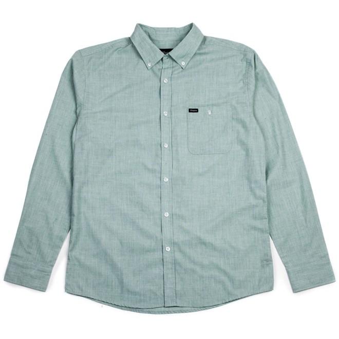 košile BRIXTON - Central Mint 0538 (0538)