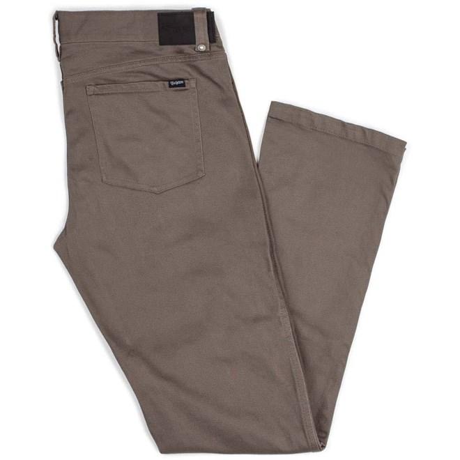 kalhoty BRIXTON - Reserve 5-Pkt Graphite (GRAPH)