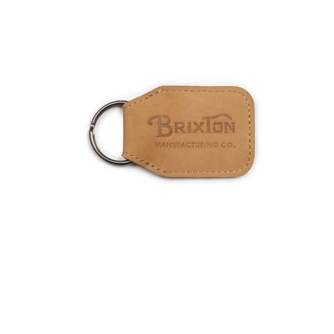 přívěsek BRIXTON - Tribute Key Chain Natural (NATUR)