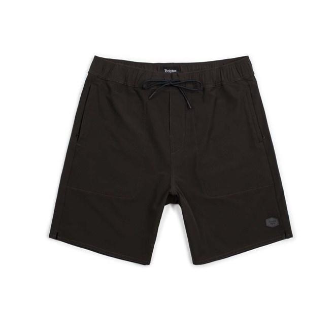 kraťasy BRIXTON - Relay Short Black (BLACK)