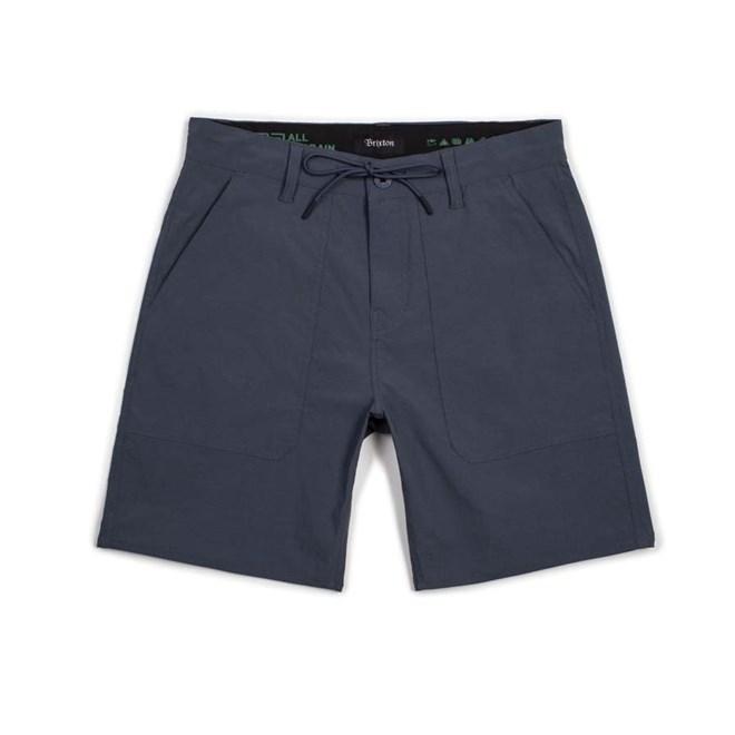 kraťasy BRIXTON - Prospect Srv Short Steel Blue (STBLU)