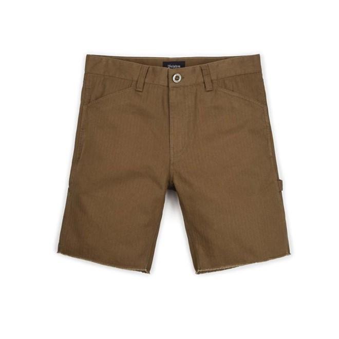 Shorts BRIXTON - Cosmo Utility Short Olive (OLIVE)