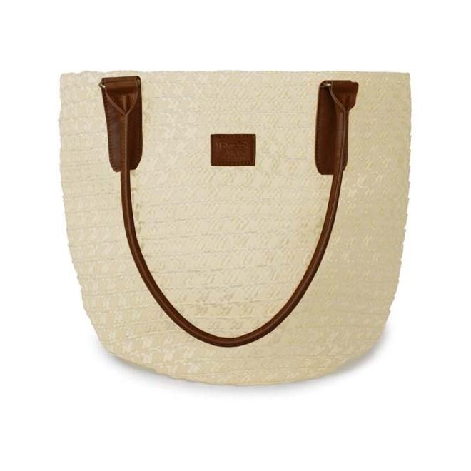 kabelka BRIXTON - Bismarck Bag Natural (NATUR)  051fc4e8360