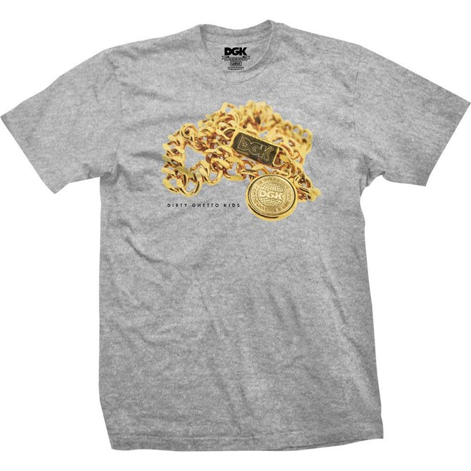triko DGK - Medallion Ath Heather (ATH HEATHER)