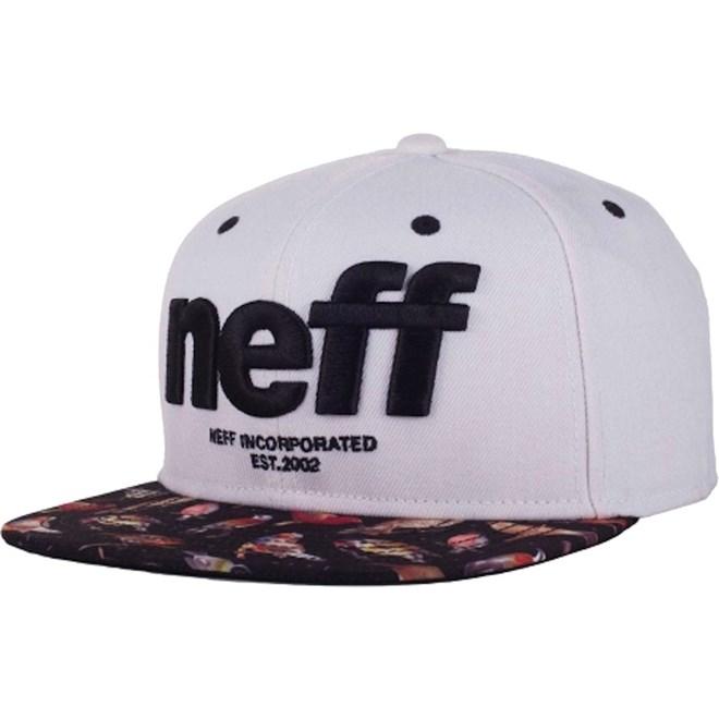 kšiltovka NEFF - Hardr (WHIT)
