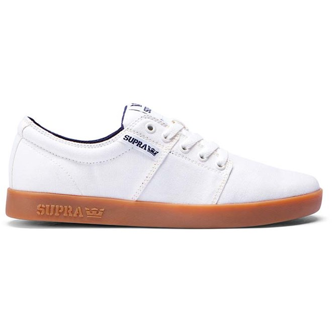 boty SUPRA - Stacks II Off White-Gum (OWG)