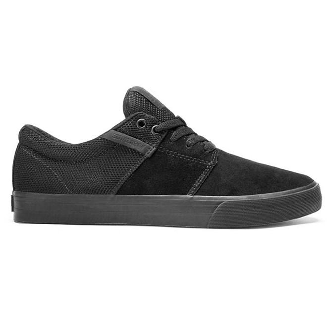 boty SUPRA - Stacks Vulc Ii Black/Black-Black (BBB)