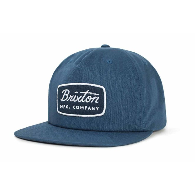 kšiltovka BRIXTON - Jolt Hp Slate Blue (0850)