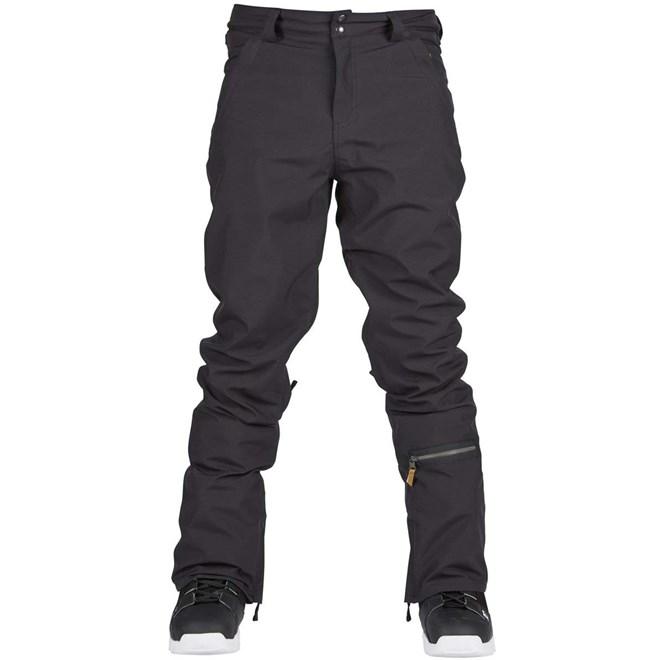 kalhoty SESSIONS - Hammer Pant Black (BLK)