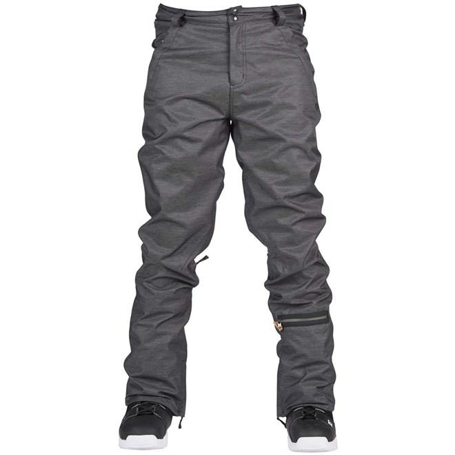 kalhoty SESSIONS - Hammer Stretch Denim Pant Black Denim (BKD)