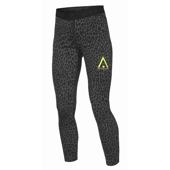kalhoty CLWR - Shelter Pant Black Leo (914)
