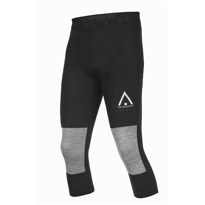 kalhoty CLWR - Shield 3/4 Pant Black (900)